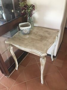 Shabby chic hall table Craigie Joondalup Area Preview