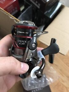 Brand new Shimano Stradic CI4+ spinning reel for sale!
