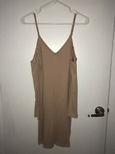 H&M Nude Dress