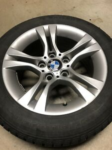 BMW Winter Tires and Rims / Pneus et Jantes BMW
