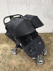 Baby Jogger City Mini Double - poussette double