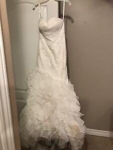 Wedding dress. Best offer