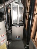 Furnace and all gas appliances