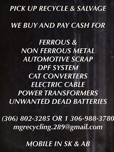 Metal Salvage and Recycle