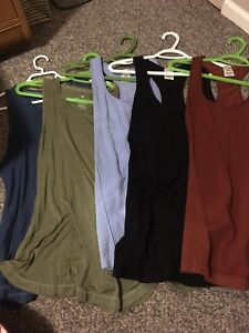 Tank tops Size M and L