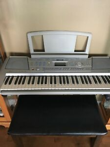 Piano, synthétiseur