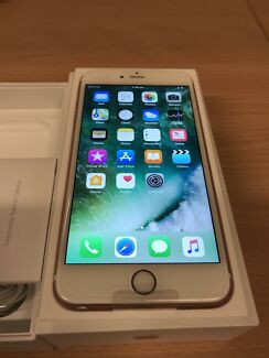 Apple IPhone 6 S plus Rose Gold - 128 Gb / New