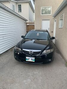 2006 Mazda 6 GS sport for selling