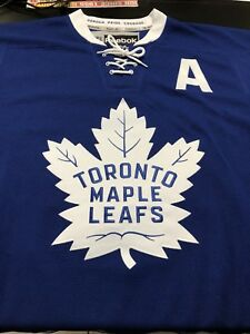 Morgan Rielly autographed Toronto Maple Leafs jersey