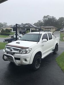 Hilux 4x4 2008 sr5 Taree Greater Taree Area Preview