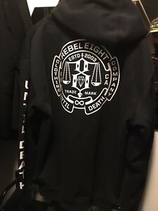 Rare Rebel 8 Hoodies
