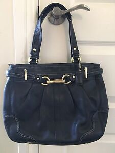 Authentic black Coach purse for sale