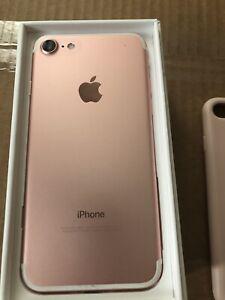 iPhone 7 . Rose