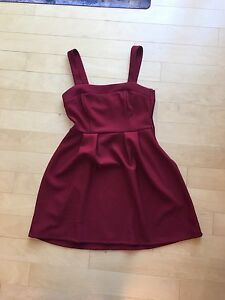 Red Pseudio Dress