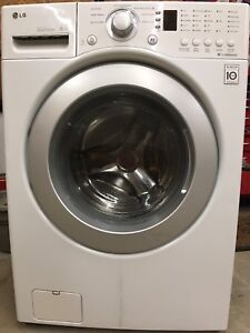 LG front washer