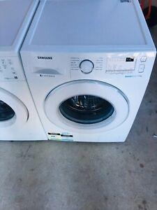 Samsung 7.5kg frontloader washing machine