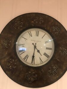 Wall accent clock *$50*