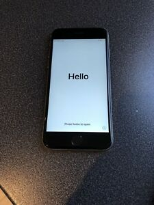 iPhone 6s 32GB with Bell
