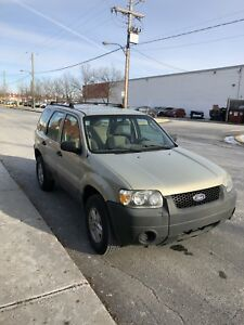 Ford Escape  105374Km  **NEGOCIABLE**