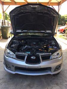 Subaru Impreza 2007 Westmeadows Hume Area Preview