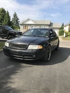Audi s4 2001 stage 2  *AUTOMATIC*