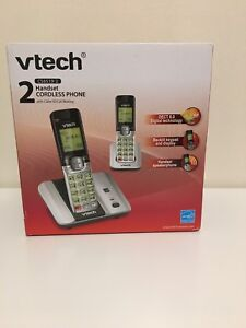 Vtech 2 handset cordless phone