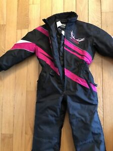 Arctic cat Snowmobile Suit Youth Size 3