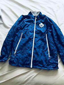 Toronto Maple Leafs Track Suit Reebok Centre-Ice Collection L