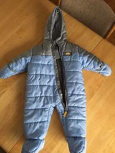 Baby snowsuit 3-6 months