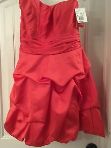 Size 4 evening gown new w/ tags