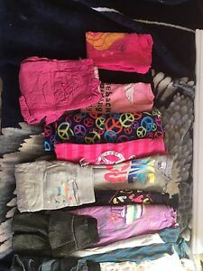 Girl 5t amazing condition spring/ summer/fAll clothing lot