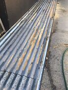 Corrugated iron roofing sheets Collingwood Yarra Area Preview