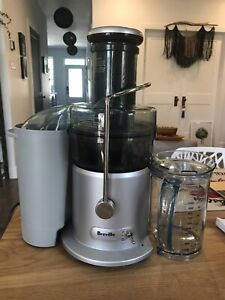 Juicer Breville The Juice Fountain