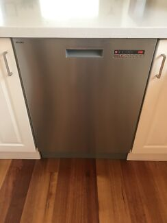 Asko D5457SS stainless steel dishwasher