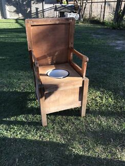 Antique Toilet / Commode