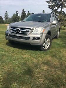 2007 Mercedes GL 450. Loaded