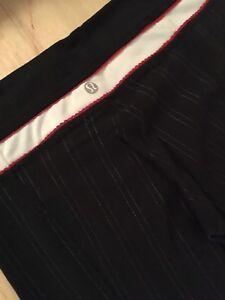 Throwback Pant - Pinstripe - Size 2