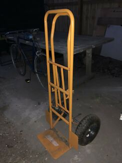 Orange Carry Trolley