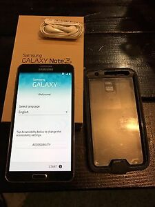 Samsung note 3 with Telus