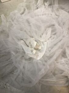 Tulle underskirt Malaga Swan Area Preview