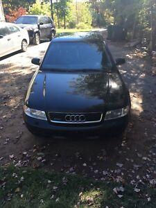 2001 Audi A4 AWD need gone asap