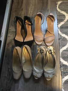 Women's brand name size 8.5 shoes