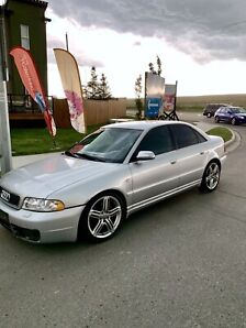 2000 Audi S4 B5 Stage 3