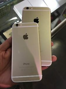iPhone 6 Plus 64gb Gold and iPhone 6 64gb Melbourne CBD Melbourne City Preview