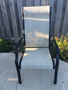 Aluminum patio Chairs for sale