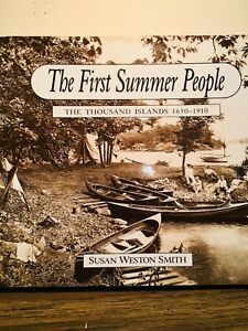 The First Summer People by Susan Smith