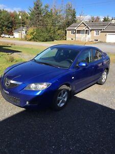 Mazda 3 2008 gs