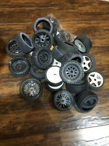 1:8 scale RC buggy wheels and tires