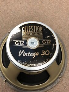 Celestion G12 Vintage 30 Guitar Speaker