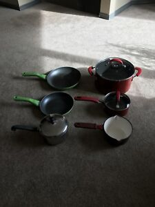 Pots and Pans non stick like new